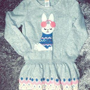 Winter play dress